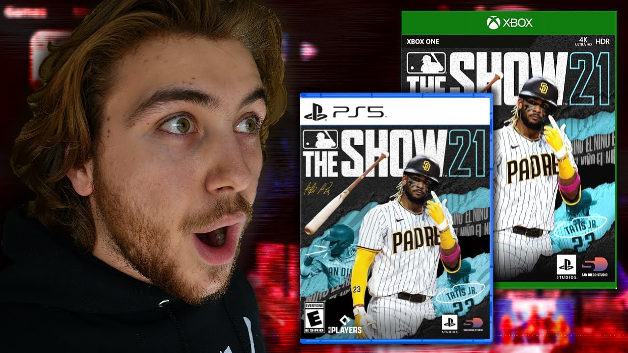 MLB The Show 21 Cover Leaked! MLB 21 CONFIRMED On XBOX! BREAKING NEWS