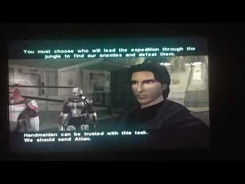 """star wars knights of the old republic 2 """"sith lords"""" part 12 