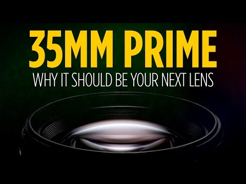 Top 5 Reasons Why a 35mm Prime Should be Your Next Lens Purchase