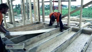 как собрать деревянный каркас