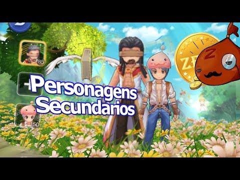 Ragnarok M Eternal Love: Personagens secundários!!! Ganhe muito Zeny, itens e 10+ baú dos Pet/dia!!! - Omega Play