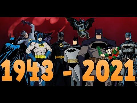 Бэтмен нашествие монстров мультфильм 2013