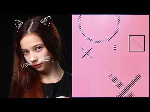 Беля кошка - Любовь Саруханова  (Lyric Video)