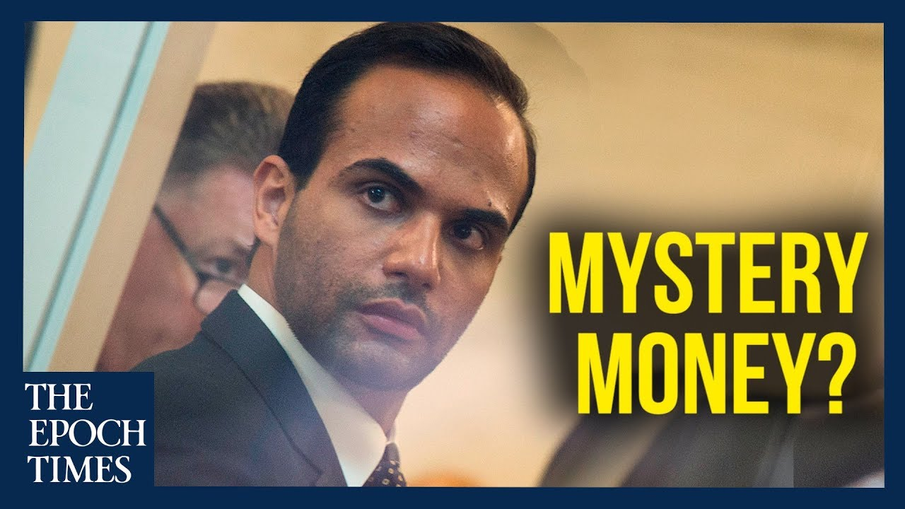 Epoch Times DECLASSIFIED Papadopoulos to Bring Back Mystery $10,000 From Greece