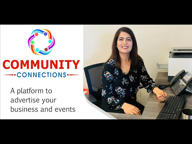 Watch Sanjhi Soch TV New Show Community Connections With Harjit Uppal || Only On Sanjhi Soch TV