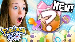Pokemon GO! - MASSIVE EGG HATCH + BABY POKEMON!!! (Finally!)