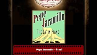PEPE JARAMILLO iLatina CD 208  Latin Sound , Piano Lounge , Music For Dinner. Brazil