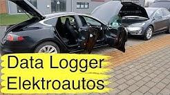 Tool-Tipp Data Logger Teslafi: Versteckte Daten zur Ladeleistung und mehr bei Tesla Model S, X und 3