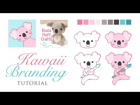 How To Brand Your Youtube Channel - 10 Pro Tips for Kawaii Design