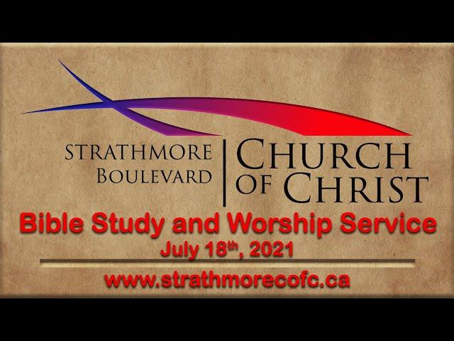 Strathmore Blvd. Church of Christ