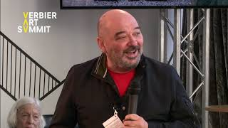 El Último Grito Talk at the 2020 Verbier Art Summit