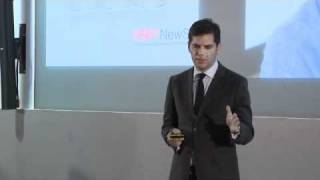 TEDxNewSt - Peter Sells - Marketing Behaviour