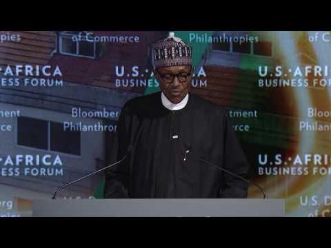 Remarks by President Muhammadu Buhari, Nigeria: 2016 U.S.-Africa Business Forum