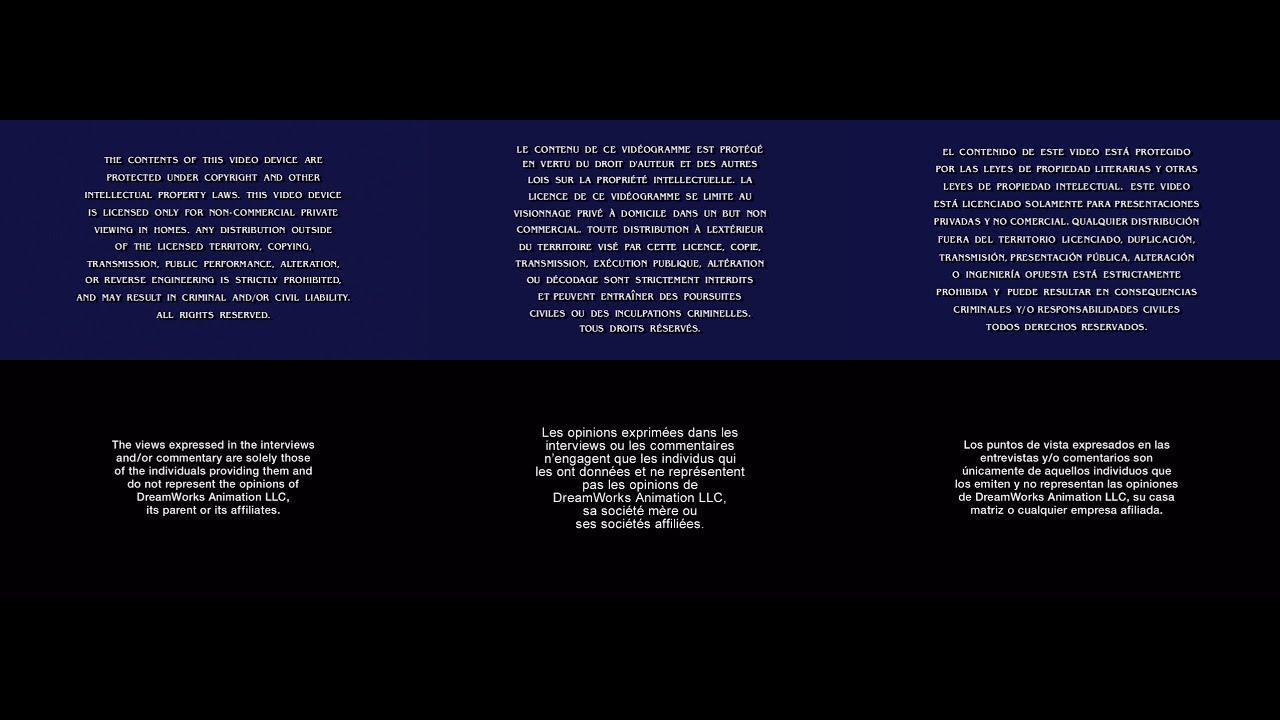 Paramount Home Entertainment warning screens (2006)