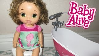 BABY ALIVE Potty Training Guidelines!