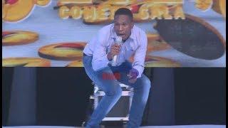 Azam TV - MR. MASUMBUKO: Kipaji kipya cha comedy kilivyoleta shida Mlimani City