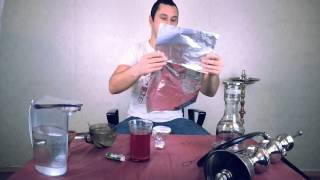 Секреты кальяна (видео 3) сухой густой дым