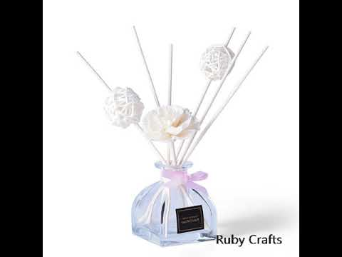 Small Home Fragrance Reed Diffuser Set with Gift Box