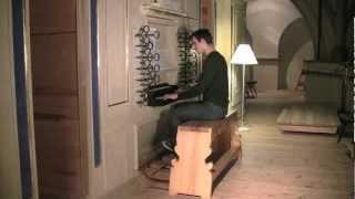J. S. Bach: Kyrie, Gott heiliger Geist, BWV 671, Clavierübung III