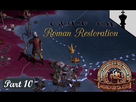 EU4 - MEIOU & Taxes - Roman Reclamation - Part 10
