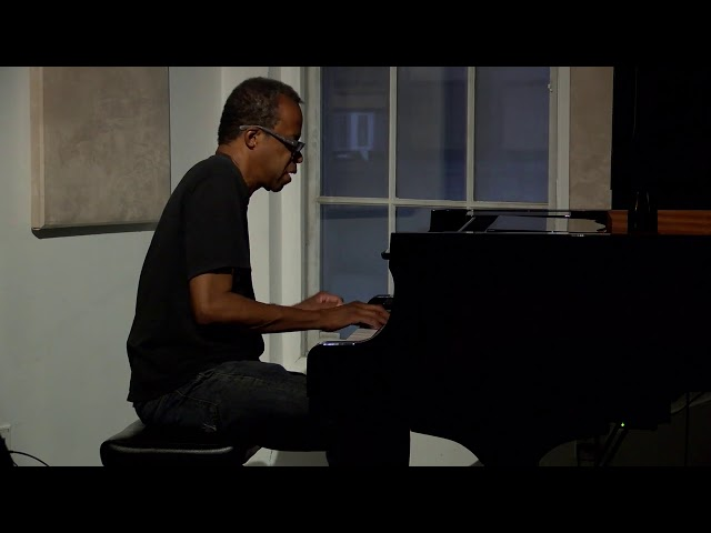 Matthew Shipp - Solo Piano Recital