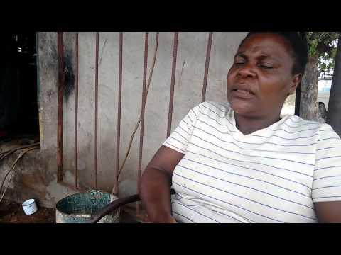 Mother in steel by Rutendorwashe Mapfumo