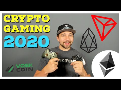 Crypto Gaming in 2020 | Blockchains WILL Enhance Video Games!