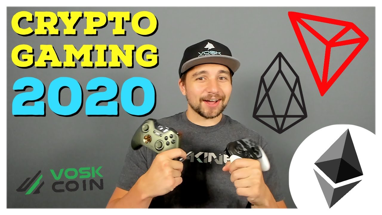 Crypto Gaming in 2020 | Blockchains WILL Enhance Video Games! 1