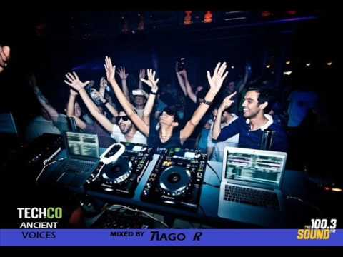 Tiago R - Ancient Voices (Techno - Tech House - Deep Techno - House - Progressive - Minimal)