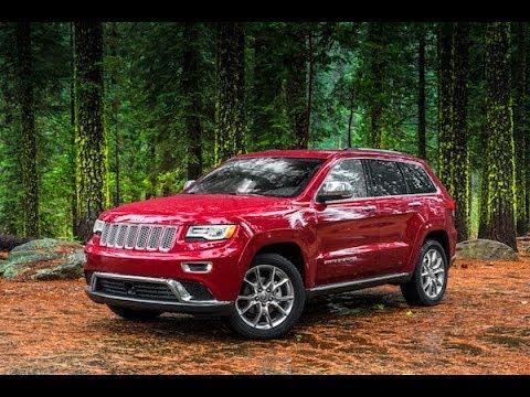 2015 Jeep Grand Cherokee Diesel (EcoDiesel) Review
