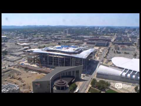 Music City Center Time Lapse