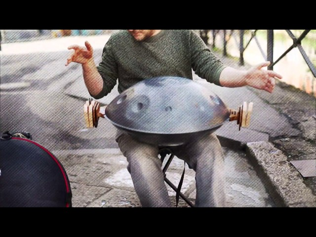 Handclap - ADD-on for Handpan by Hardcase Technologies-Trailer