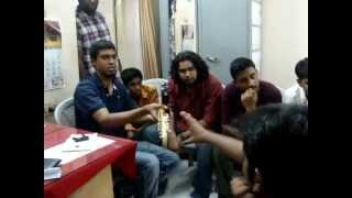 Lead Guitar workshop - Avinash Joseph, Music Department, India YFC at C.S.I. Redeemer church