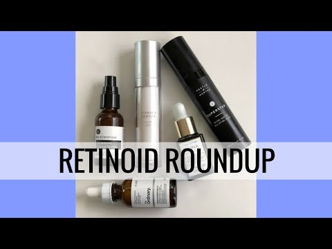 Retinoid Roundup/ Eco Beauty