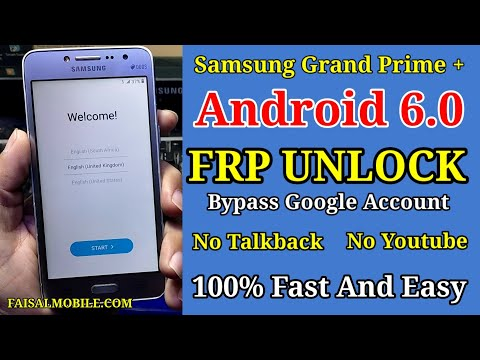 All Samsung ANDROID 6.0.1 FRP Bypass Google Account Without Pc || No Youtube || No TalkBack