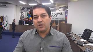 Ricardo faz indicação para usar estrutura do portal da cidade como centro de informações turísticas
