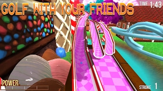 CANDYLAND | Golf With Your Friends #003 | [HD+]