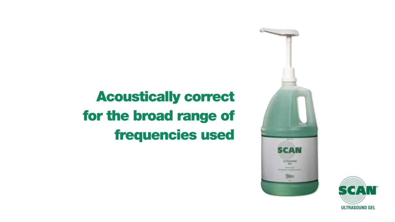 SCAN Ultrasound Gel: Parker Laboratories, Inc