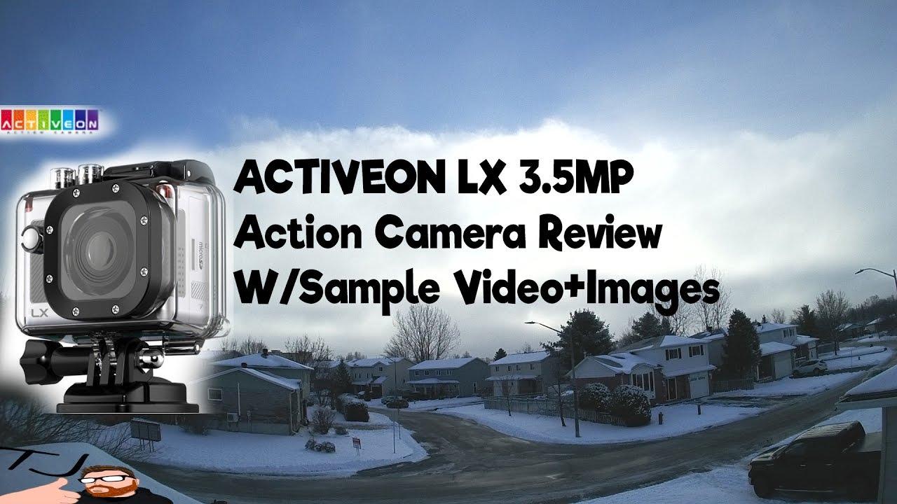 Driver: ACTIVEON LX Action Camera