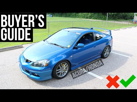 FINDING A MINT DC5! | Buyer's Guide: Acura RSX | S2 - EP34