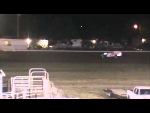 Modified feature - McCook Speedway 5/25