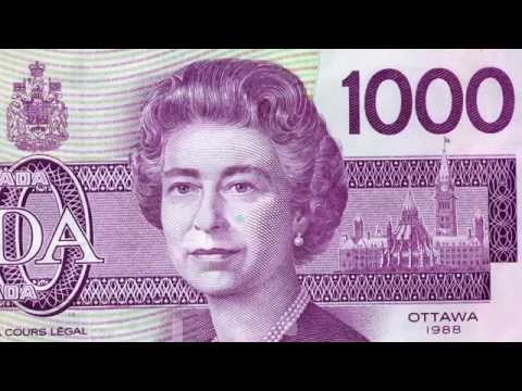 What Happened To Canada's $1,000 Bills? Ron James Explains