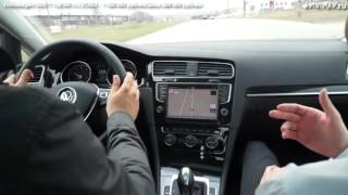 видео Volkswagen BlueMotion TDI – класс Golf.