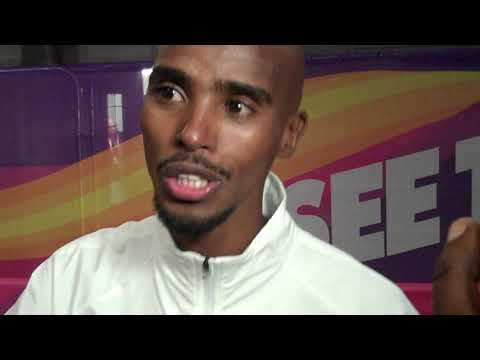 Mo Farah Explains Why He Didn't Have Lead at Bell and How Team Tactics Beat HIm