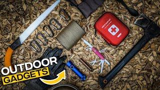 TOP 10 Outdoor Gadgets für Abenteurer - meine 10 wichtigsten Outdoor Gear Basics