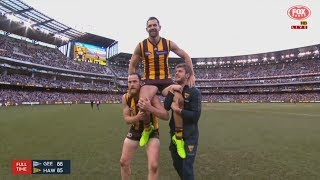 AFL 2017: Round 17 - Hawthorn highlights vs. Geelong