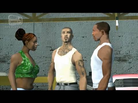 Grand Theft Auto Wallpaper Girl Gta San Andreas Walkthrough Mission 40