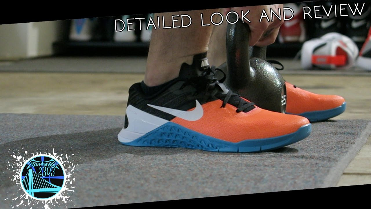 Nike Metcon 3 | Detailed Look and Review