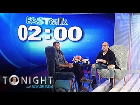 TWBA: Fast Talk with Derek Ramsay