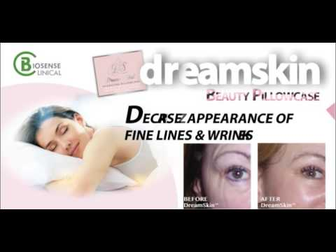 Dreamskin Pillowcase Unique DreamSkin Hydrating Beauty Pillowcase The Physician Formulated